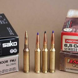 Debido a su propia difusión, prácticamente todas las fábricas de municiones lo han incluído en su catálogo.