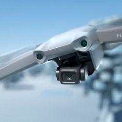 La principal novedad del Mavic Air 2 está en la mejora de su cámara.