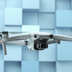 El Mavic Air 2 cuenta con nuevos motores y un diseño más aerodinámico.