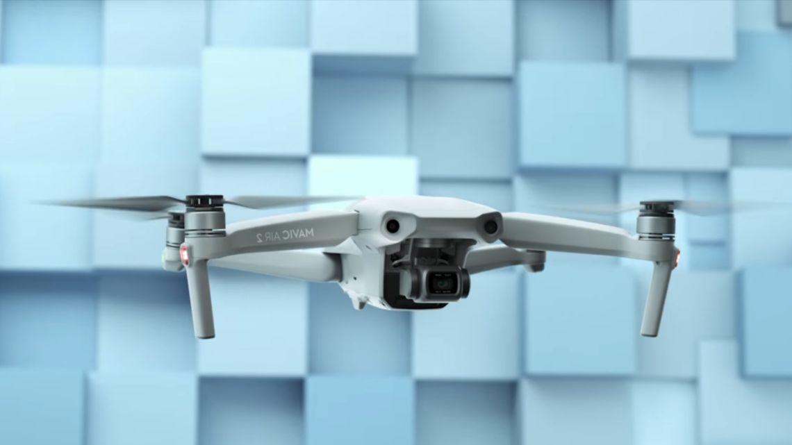 Fotos en 8K, el principal atractivo del nuevo Mavic Air 2