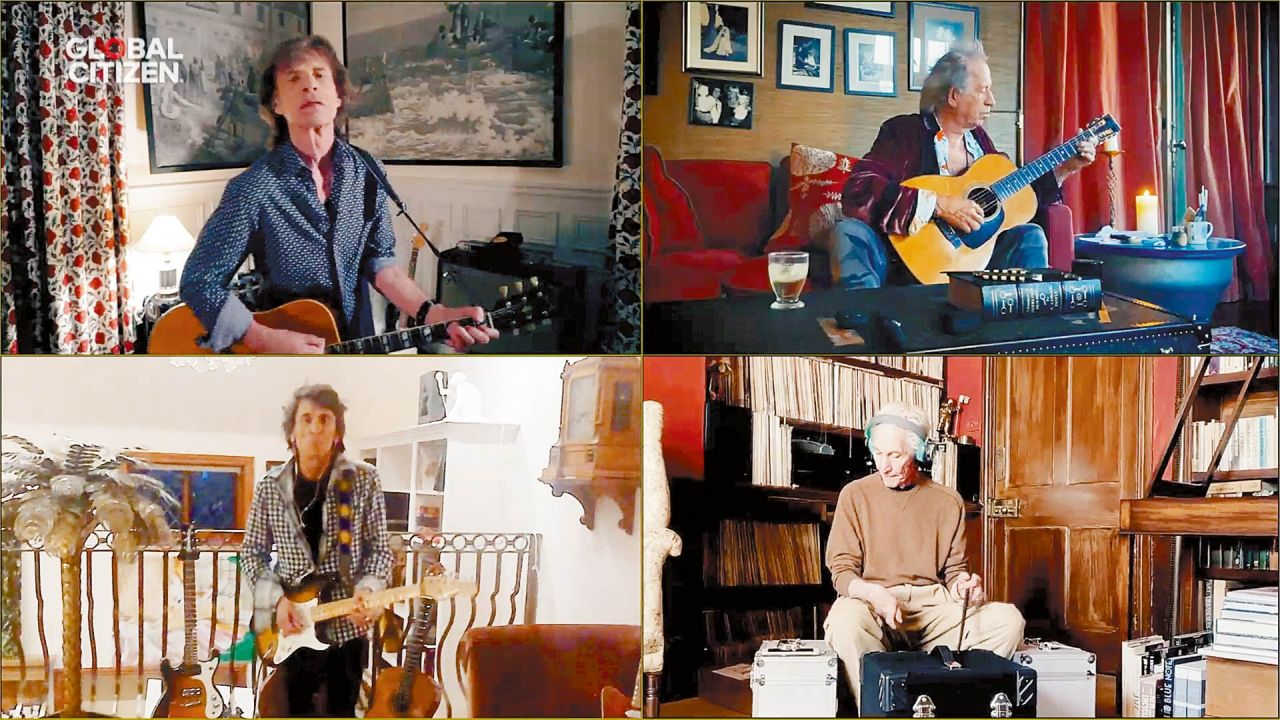 The Rolling Stones   Foto:cedoc