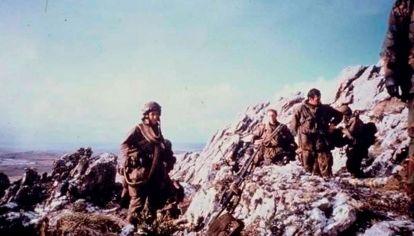 combate en monte Longdon