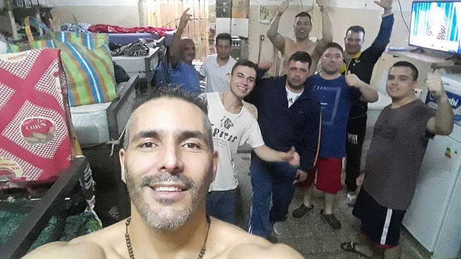 Gastón Russo, empresario que está detenido en Devoto-20200428