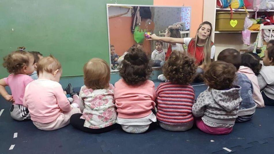 jardines de infantes en peligro