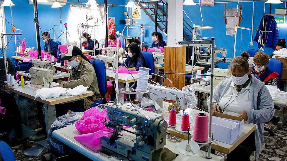 Cooperativa textil Los Pitufos en Quilmes-20200429