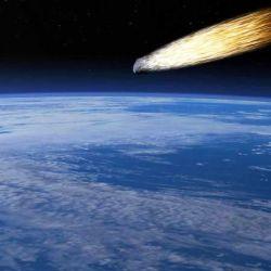 En el primer escrito analizado se cuenta que el rastro de humo del meteorito avanzó hacia la aldea de Dilaver.