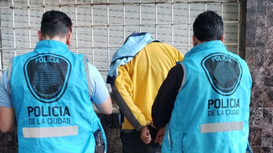 excarcelaron detenido robo heladería g_20200429