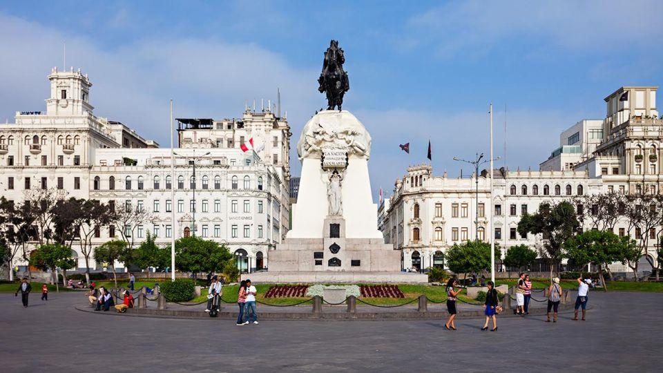 PERU. Según los especialistas, tiene una estructura económica más sólida para resistir una caída del producto bruto