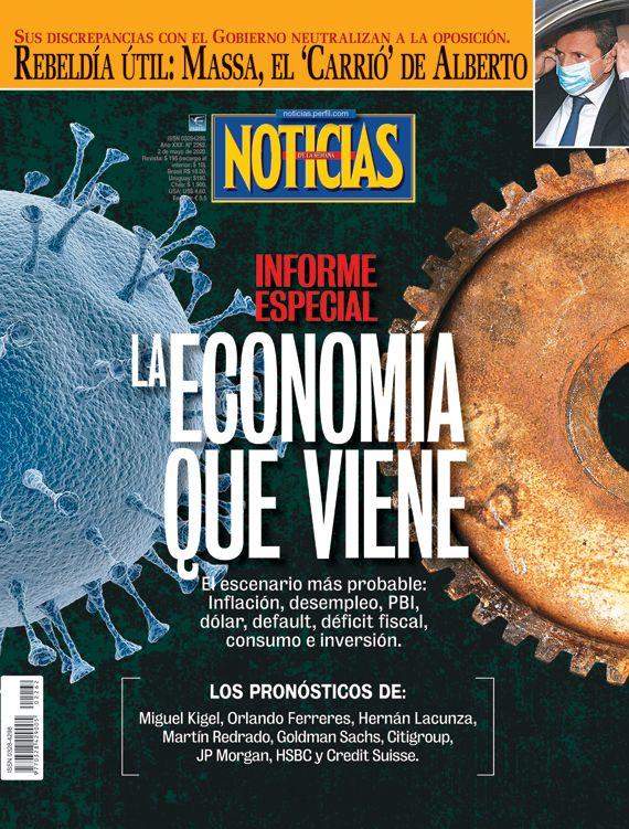 Tapa Nro. 2262: La economía que viene | Foto:cedoc