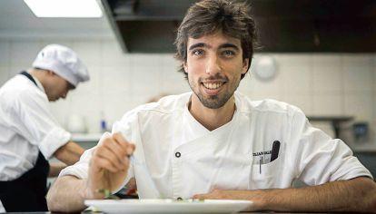"""Julián Galende: """"Cocinar es un gesto de amor hacia el otro"""""""