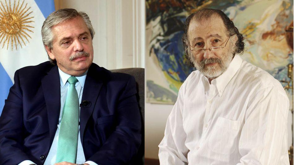Fernando Sendra y Alberto Fernández 20200430