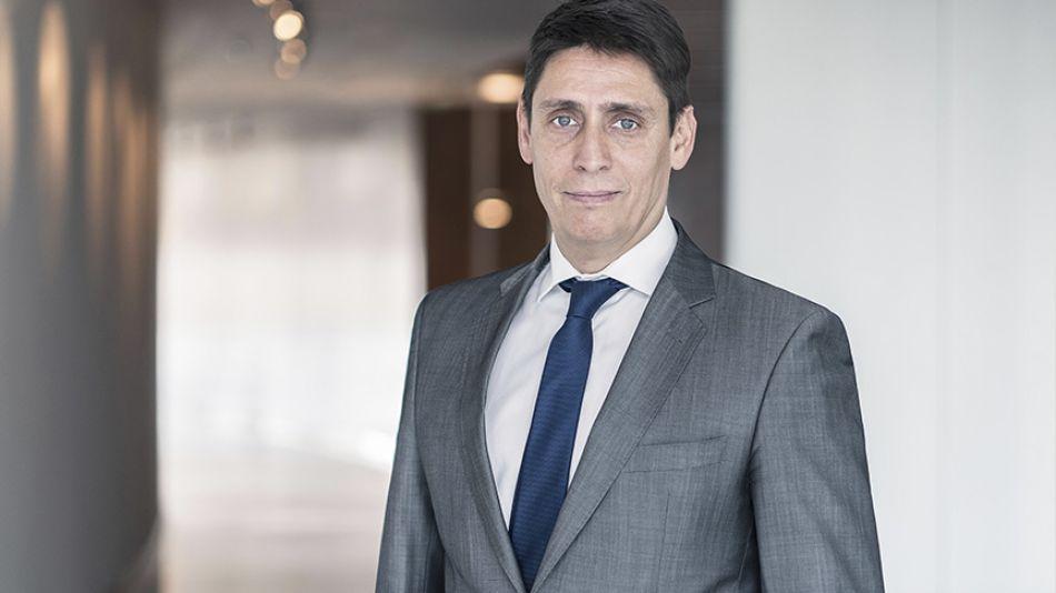 Sergio Affronti CEO de YPF