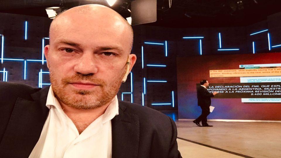 El economista Mariano Kestelboim, embajador ante el Mercosur y la Aladi