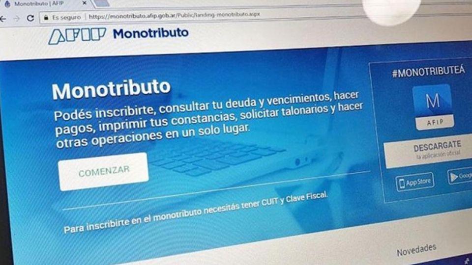 pago monotributo 20200430