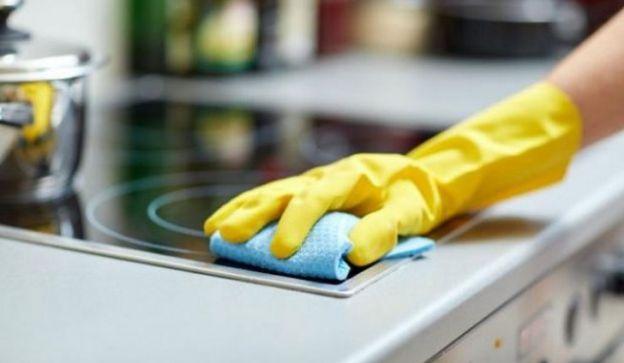 Hay varias formas de limpiar y muchos usuarios están aprendiendo.