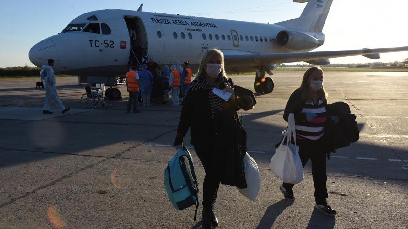 El gobierno tiene en preparación vuelos humanitarios hasta el 18 de mayo.