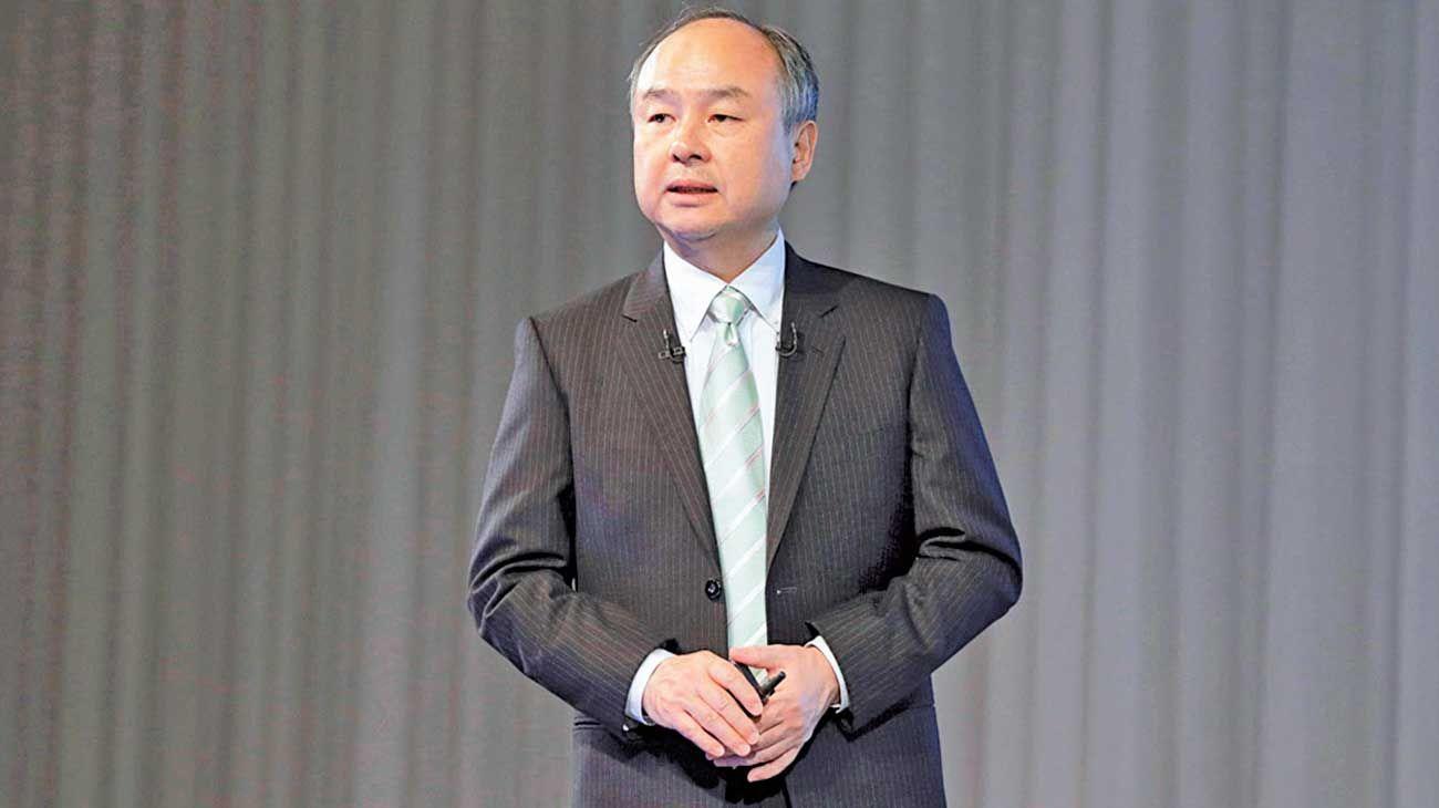 De pobre a megamillonario. El ejecutivo japonés proviene de una familia coreana, que llegó a la isla para hacer trabajos de casi eslavos.