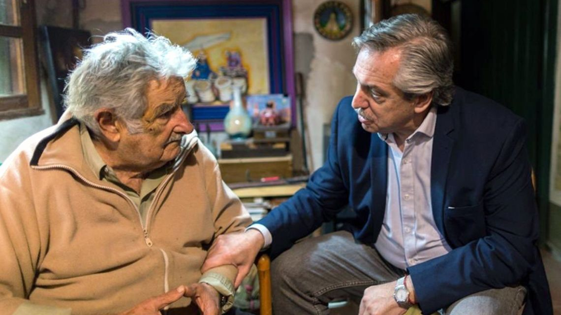 """Pepe Mujica: """"A los argentinos no los une ni la Selección"""""""