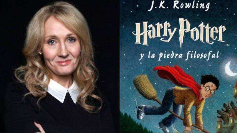 J.K. Rowling 2 de mayo Harry Potter Coronavirus
