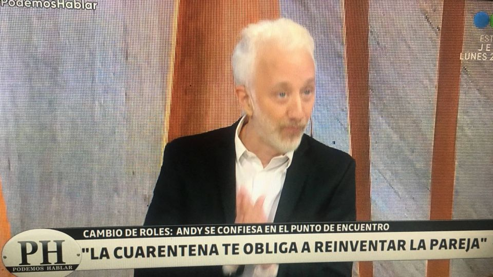 """Cambio de roles en """"PH"""": Nico Riera pasó a la conducción y Andy habló de su pareja"""