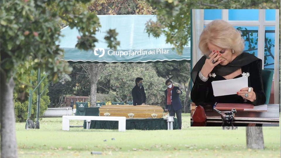 Mirtha Legrand despidió a Goldy