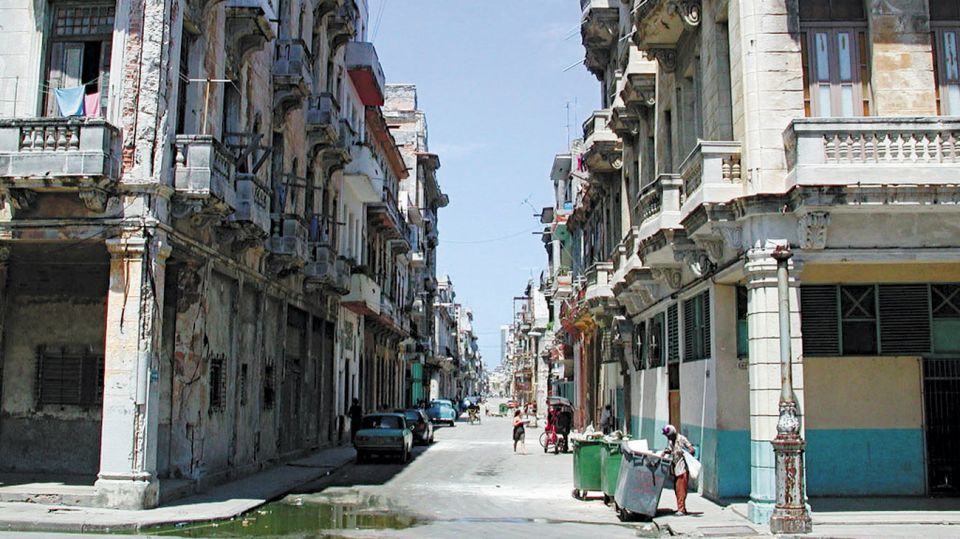 Cuba. Junto a Corea del Norte, uno de los pocos países que combaten al capitalismo.