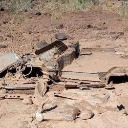 La bajante de los ríos dejó a la vista decenas de objetos impensados: autos, motos, de agua, relojes, huesos, lanchas y muchas cosas más.