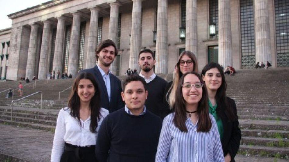Estudiantes de derecho UBA premiados