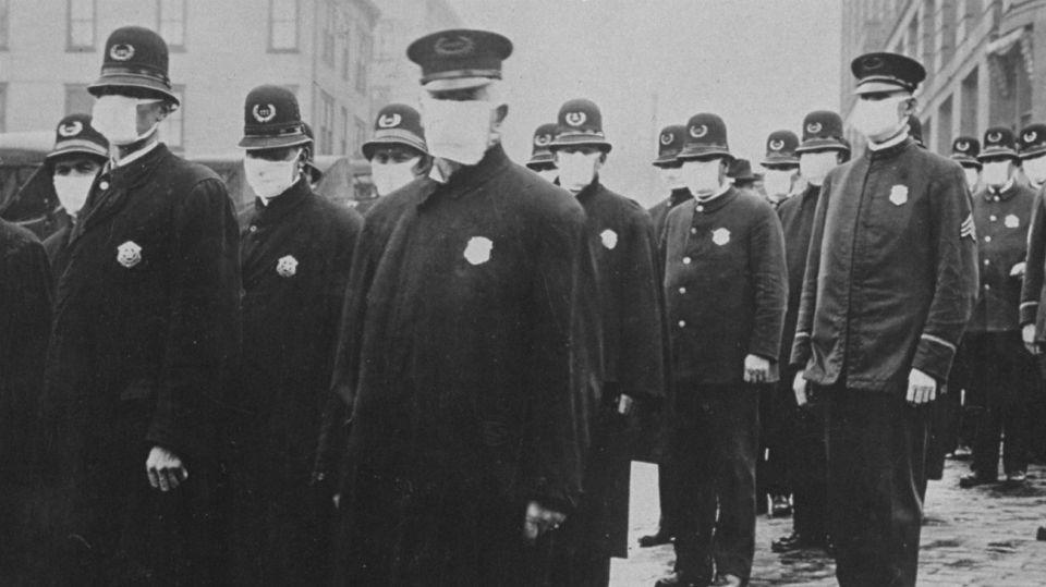 gripe española 1918