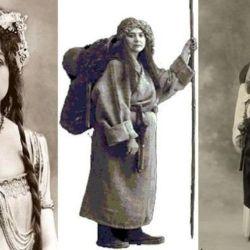 El 9 de agosto de 1911, la francesa Alexandra David Néel se despidió cariñosamente de su marido: se iba de viaje por 18 meses. Tardó 14 años en volver.