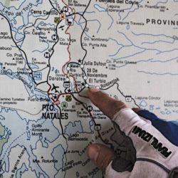 Un buen mapa para viajar será el que cuente con la mayor cantidad de información posible (distancias, pueblos, parajes, etc.). En la Argentina, un buen ejemplo son los mapas  del A.C.A.
