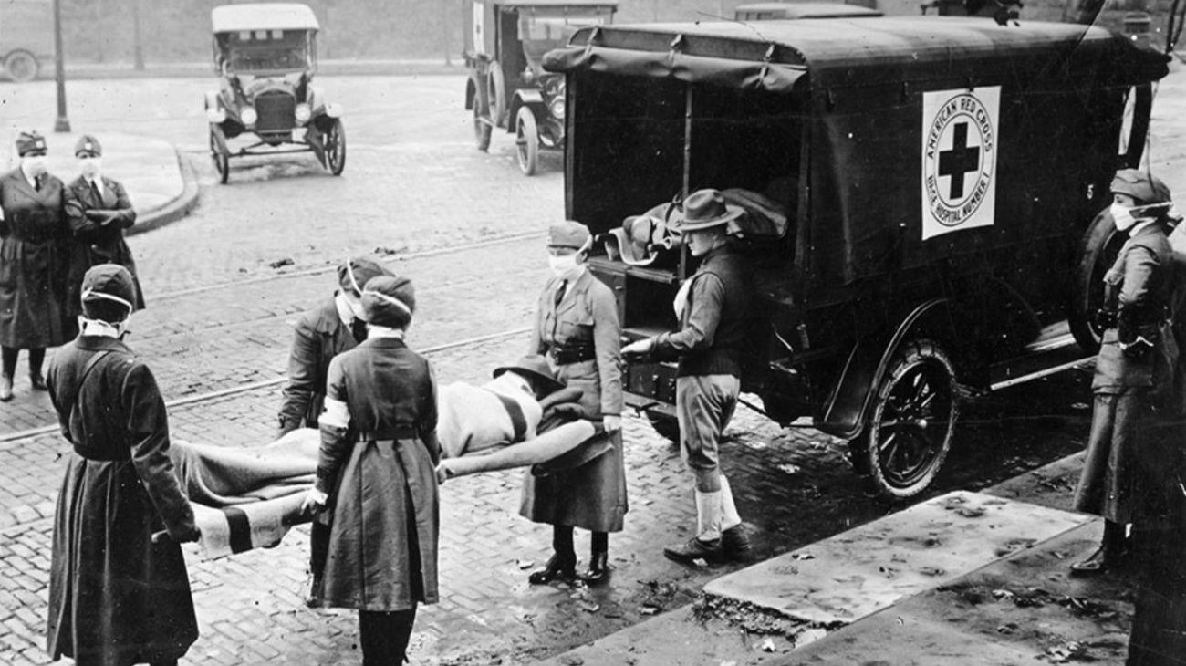 GRIPE ESPAÑOLA. Aunque desconoce la cifra exacta de víctimas mortales (se estima en 50 millones), es considerada la pandemia más devastadora de la historia.