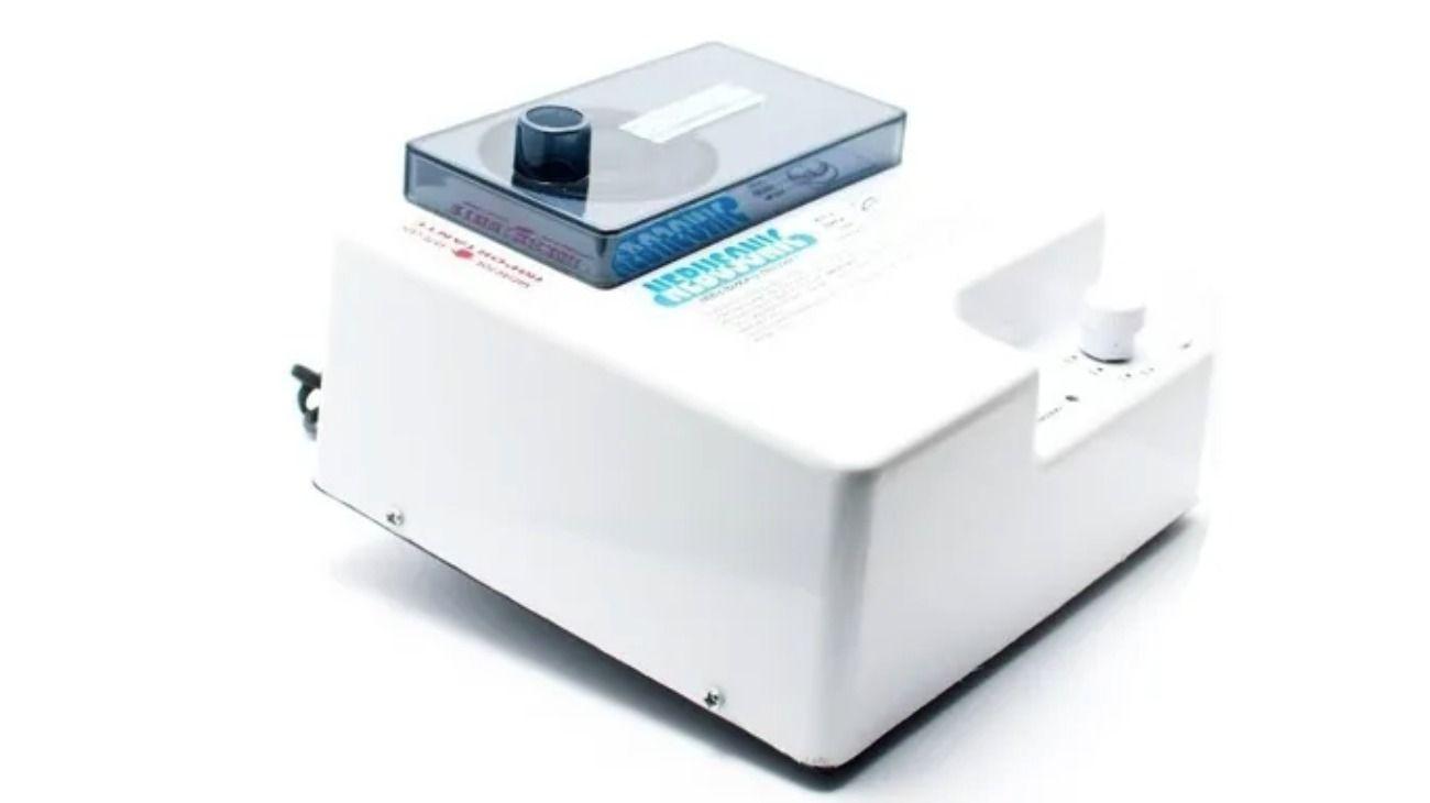 Retiraron el nebulizador ultrasónico NEBUSONIC.