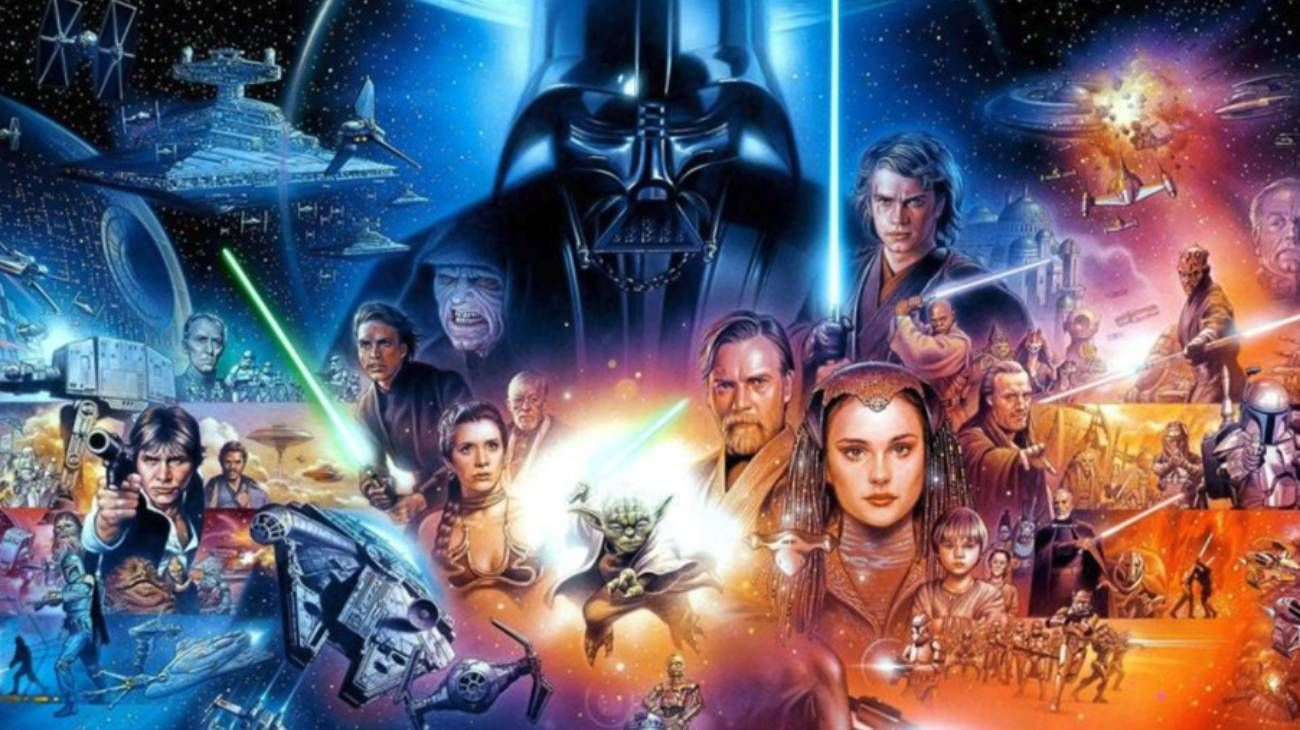 5 datos curiosos sobre la saga de Star Wars