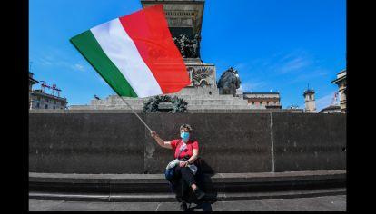 Italia entre restricciones vive la segunda ola de coronavirus