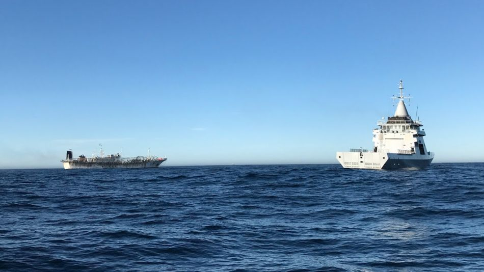 Captura de buques