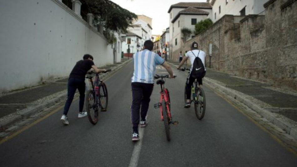 España confinamiento 04052020