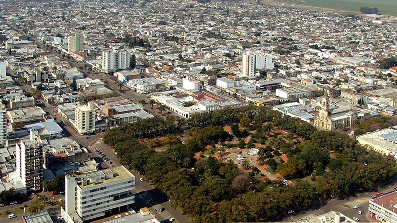 Ciudad de Rafaela