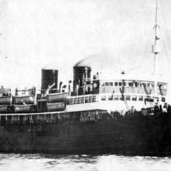 Hallan el Armenia, barco hospital hundido por los alemanes en 1941.
