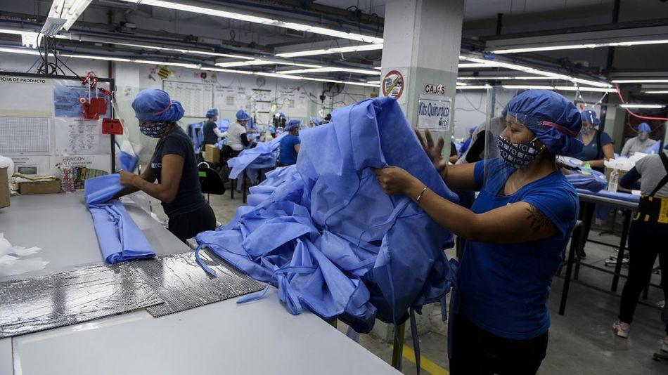 Buenos Aires: Tres empresas se reconvirtieron en plena crisis 20200505