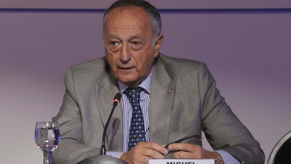 Miguel Acevedo, titular de la UIA-20200505