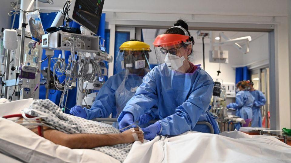 El Reino Unido es el país europeo con más muertos por coronavirus
