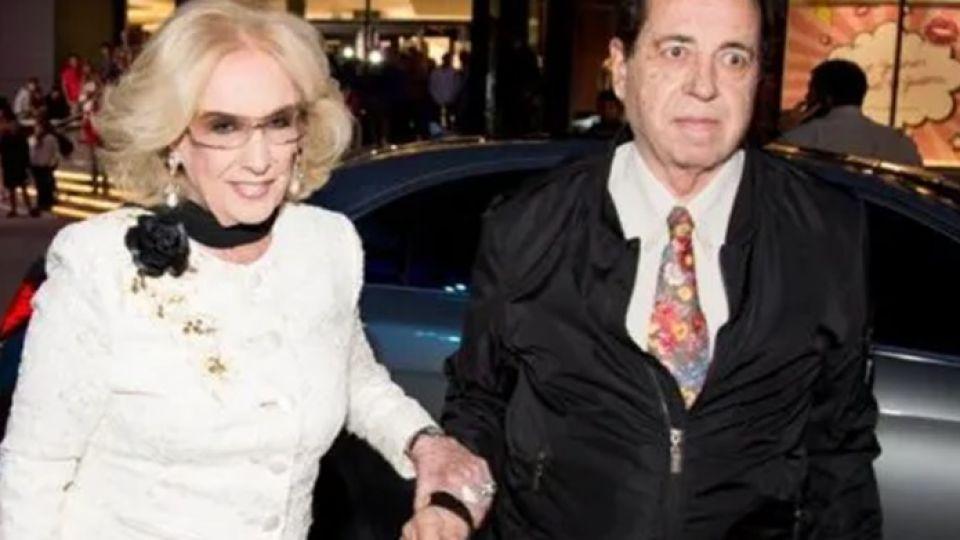 Héctor Vidal Rivas contó como se encuentra Mirtha Legran tras la muerte de Goldy