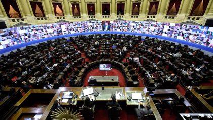 camara de diputados sesion virtual g_20200506