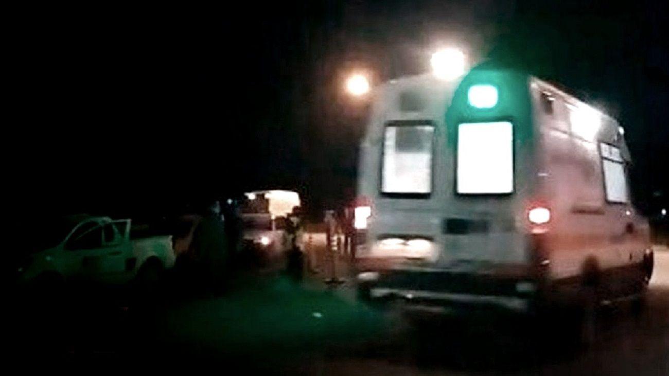 El lugar del accidente se localiza a unos 640 kilómetros al oeste de Rawson, la capital de Chubut.