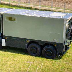 Su fuerte está en su autonomía de 3.300 km gracias a un depósito de combustible de casi 1.000 litros.