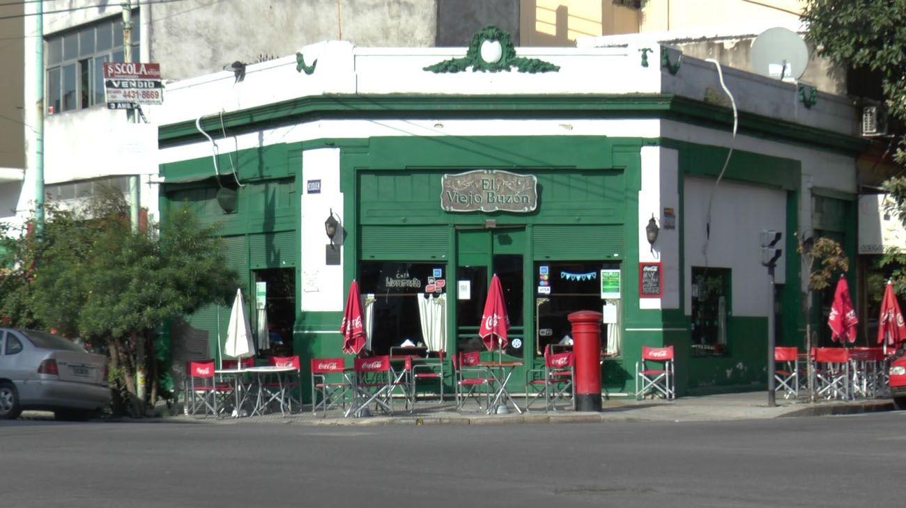 Bar notable El viejo Buzon