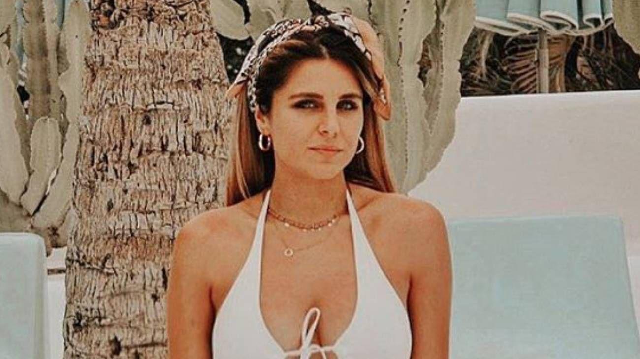 """Ivana Icardi enfrentó a sus seguidores y explicó por qué tiene un """"bulto"""" en su labio"""