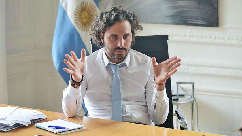 """Santiago Cafiero: """"Esta pandemia con Macri gobernando hubiese sido una catástrofe"""""""