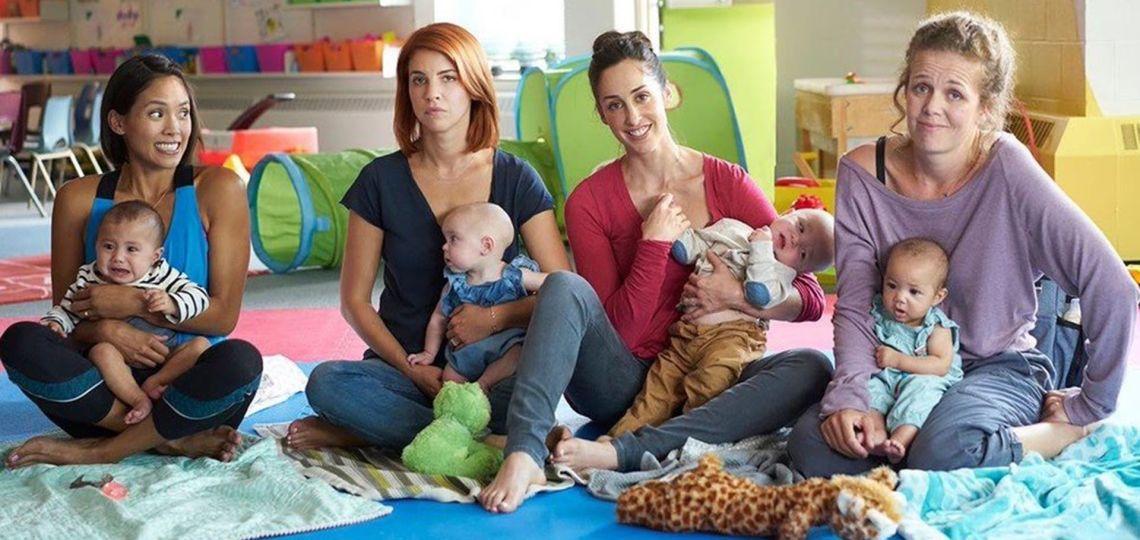6 razones para ver Workin' Moms, la serie que volvió con todo